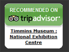 Timmins museum  reviews
